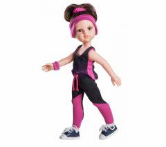 Papusa Carol antrenoarea de fitness, 32 cm - Paola Reina