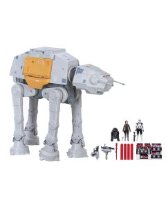 Transportor imperial AT-ACT, motorizat, tun NERF, Star Wars Rogue One