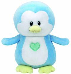 Plus bebelusi pinguinul bleu TWINKLES 15 cm, Ty