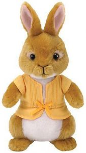 Plus licenta Peter Rabbit, MOPSY 15 cm, Ty