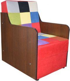 Fotoliu Sanda,Fix,Multicolor,65x80x95 cm