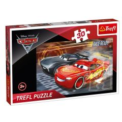 Trefl Puzzle Cars 30 piese 3+