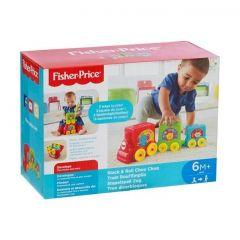 Trenulet Fisher Price Stack & Roll