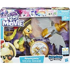 Set My Little Pony Guardians Of Harmony: Applejack Pirate Pony