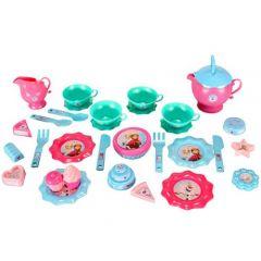 Set complet de ceai Disney Frozen Anna si Elsa