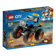 LEGO City Great Vehicles Camion gigant 60180