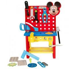 Banc de lucru Bildo Mickey Mouse cu 35 de Piese