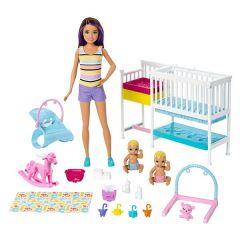 Set de joaca Barbie Skipper Camera pentru copii