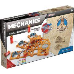 Geomag Mechanics editie Leonardo daVinci Tun magnetic 266 piese
