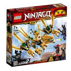 LEGO NINJAGO Dragonul de aur 70666
