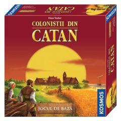 Colonistii din Catan - Jocul de Baza