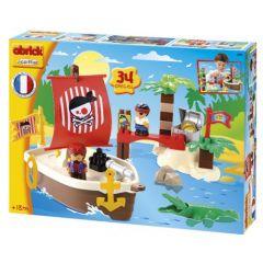 Set Constructii Comoara Piratilor
