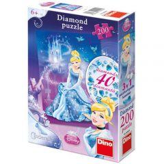 Diamond Puzzle - Cenusareasa - 200 Piese