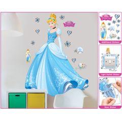 Sticker Mare Disney Princess Cenusareasa