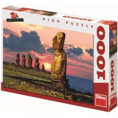 Puzzle Easter Islands 1000 Piese