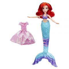 Printesa Ariel Surprise Splash