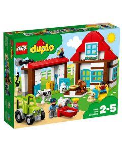 LEGO DUPLO Aventuri la Ferma 10869