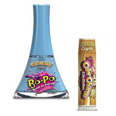 Set Oja Cotton Candy cu Balsam de Buze Ice Cream