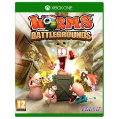 Worms Battlegrounds pentru Xbox One