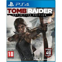 Tomb Raider Definitive Edition pentru PlayStation 4