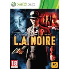 L.A. Noire, pentru XBOX 360