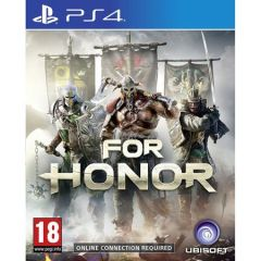 For Honor pentru PlayStation 4