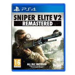 Joc Sniper Elite V2 Remastered pentru PS4