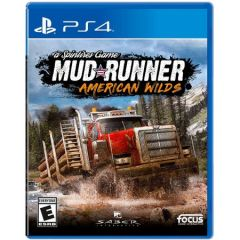 Spintires Mudrunner American Wilds Edition pentru PlayStation 4