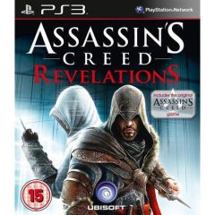Assassin s Creed Revelations PS3