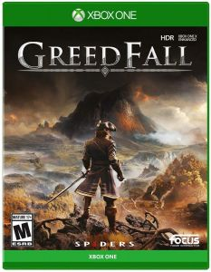GREEDFALL  XBOX ONE
