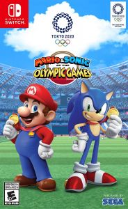 Mario & Sonic at the Olympic Games: Tokyo 2020 - Nintendo Switch