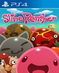Joc Slime Rancher Ps4