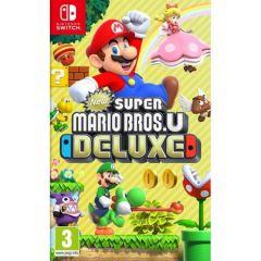 NEW SUPER MARIO BROS U DELUXE pentru Nintendo Switch