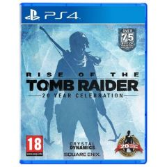 Joc Rise Of The Tomb Raider 20 Year Celebration pentru PlayStation 4