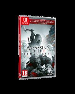 Joc ASSASSINS CREED 3 & ASSASSINS CREED LIBERATION REMASTER pentru Nintendo Switch