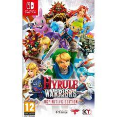 Joc Hyrule Warriors Definitive Edition pentru Nintendo Switch