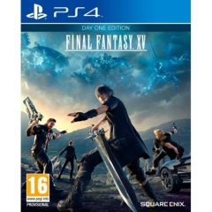 Final Fantasy XVD1 Edition  PlayStation 4