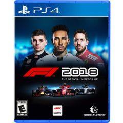 F1 2018 pentru PS4
