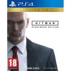 Joc Hitman The Complete First Season Steelbook Edition pentru PlayStation 4