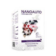 Tratament hidrofob (anti-ploaie) geamuri auto, 12 luni,  Nanoauto, 30 ml