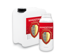 Impermeabilizant piatra naturala EFECT UMED pentru suprafete absorbante, 5 L
