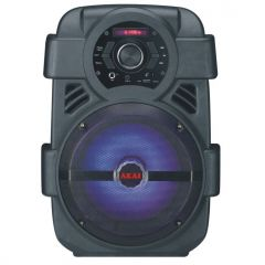 Boxa portabila AKAI ABTS-808L, Bluetooth, Negru