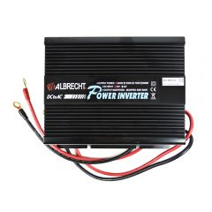 Invertor de tensiune Albrecht  A301M 600W 12V Cod 47867