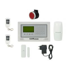 Sistem de alarma wireless PNI Safe House PG350 comunicator GSM 2G