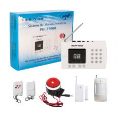 Sistem de alarma wireless PNI 2700A pentru 99 de zone wireless