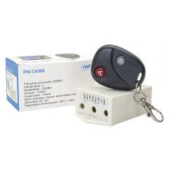 Releu cu telecomanda PNI CA500 pentru comanda 1 sau 2 usi de garaj, porti, bariere