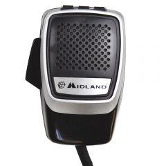 Microfon Midland electret 6 pini seria Precision pentru statii 48/78/248/248 XL/278 Cod C714