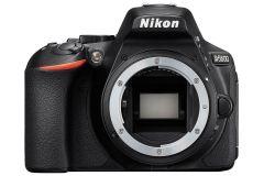 Aparat foto DSLR Nikon D5600, Body, Negru