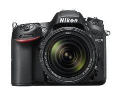 Aparat foto DSLR Nikon D7200 cu Obiectiv Nikkor 18-140mm f/3.5-5.6G ED VR