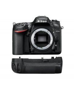 Aparat foto Nikon D7200 Body, Grip Kit, Include Grip Jupio